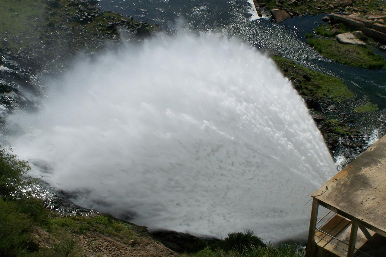 Construirán una central hidroeléctrica en el dique Pichanas
