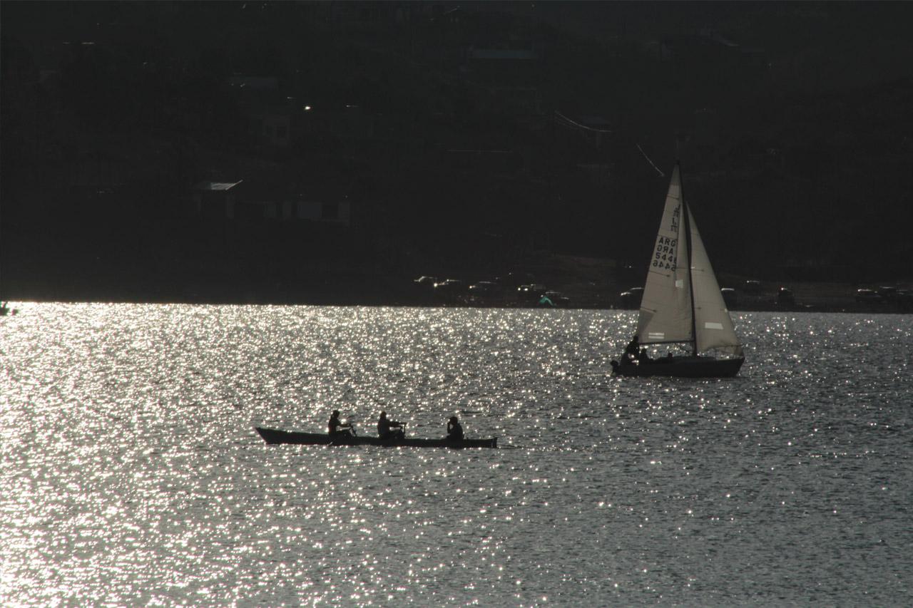 Seguridad náutica en los lagos provinciales