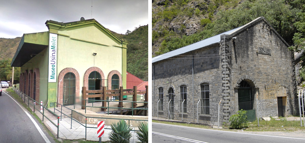 Usinas Casa Bamba y Molet, hitos del desarrollo eléctrico en Córdoba